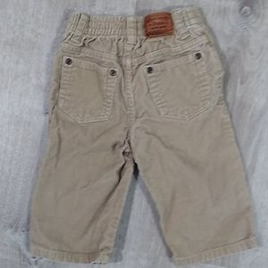 Polo Ralph Lauren infant baby corduroy pants cords